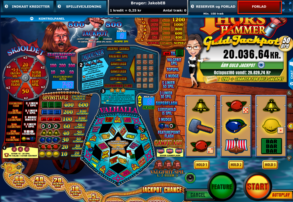 Jackpot party free spins